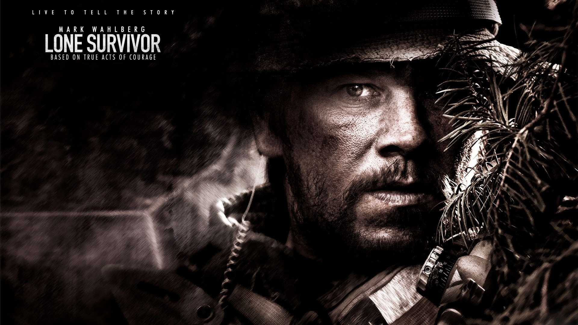 6 HD Lone Survivor Movie Wallpapers