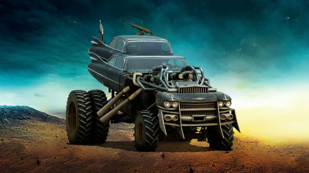 mad max fury road movie vehicle wallpapers