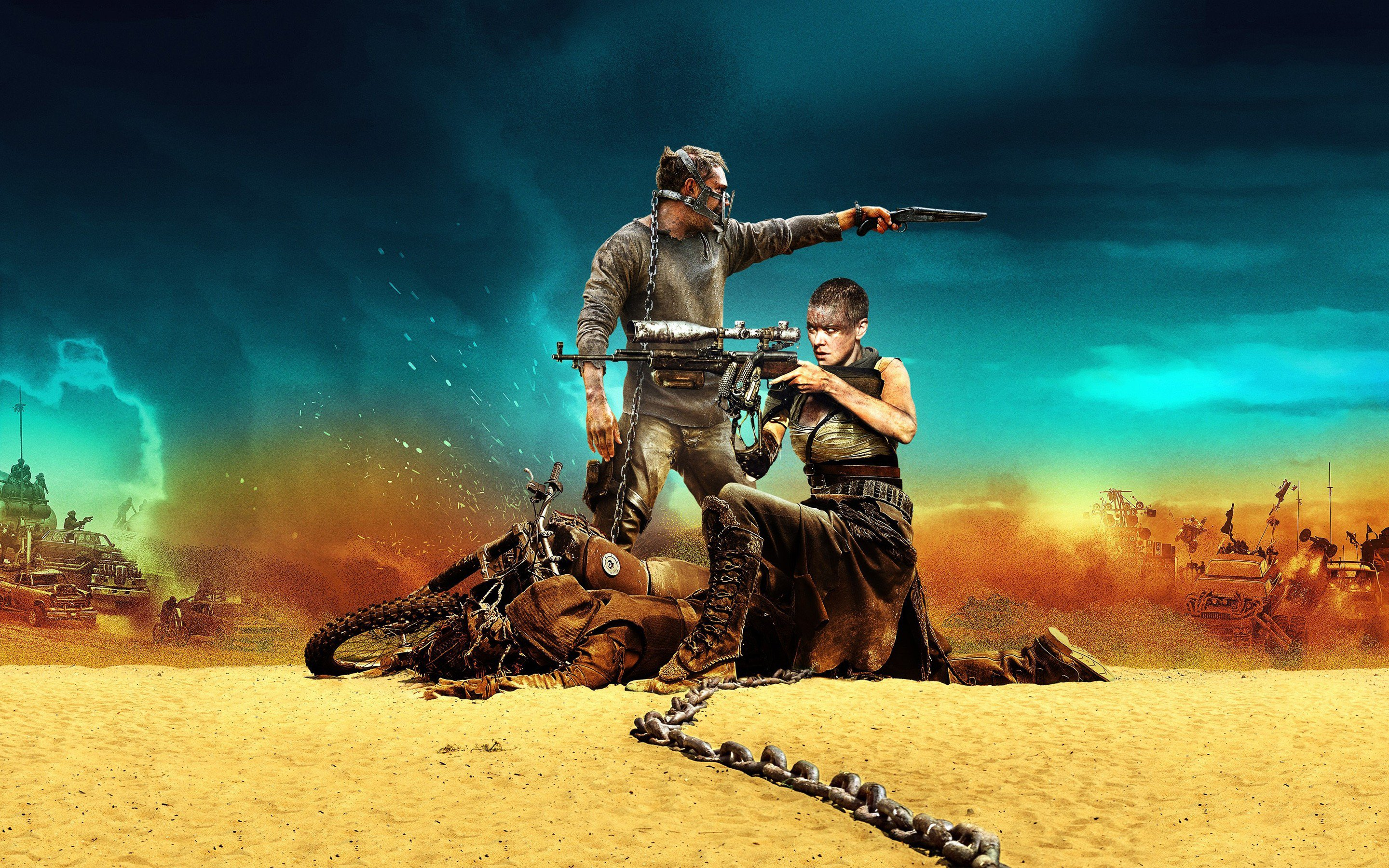 16 Hd Mad Max Fury Road Movie Wallpapers Hdwallsource Com