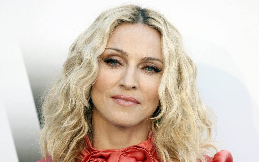madonna blonde hair wallpapers