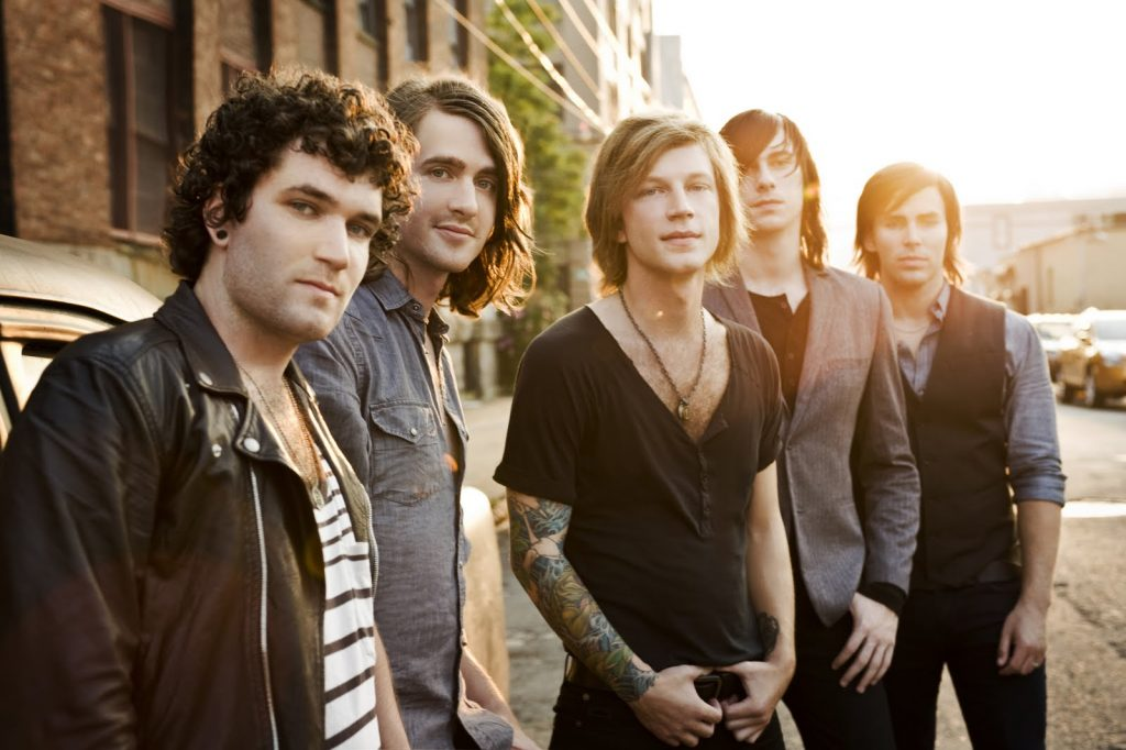 Mayday Parade Band