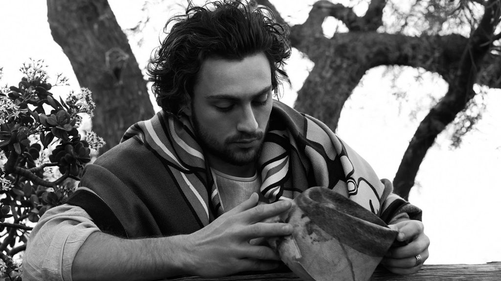 monochrome aaron johnson wallpapers