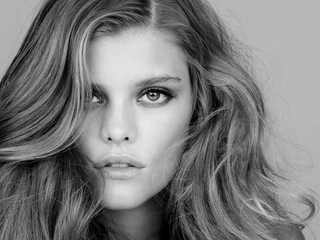 monochrome nina agdal wallpapers