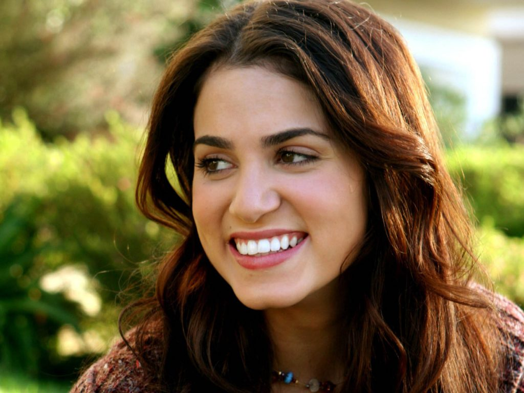 nikki reed smile computer wallpapers