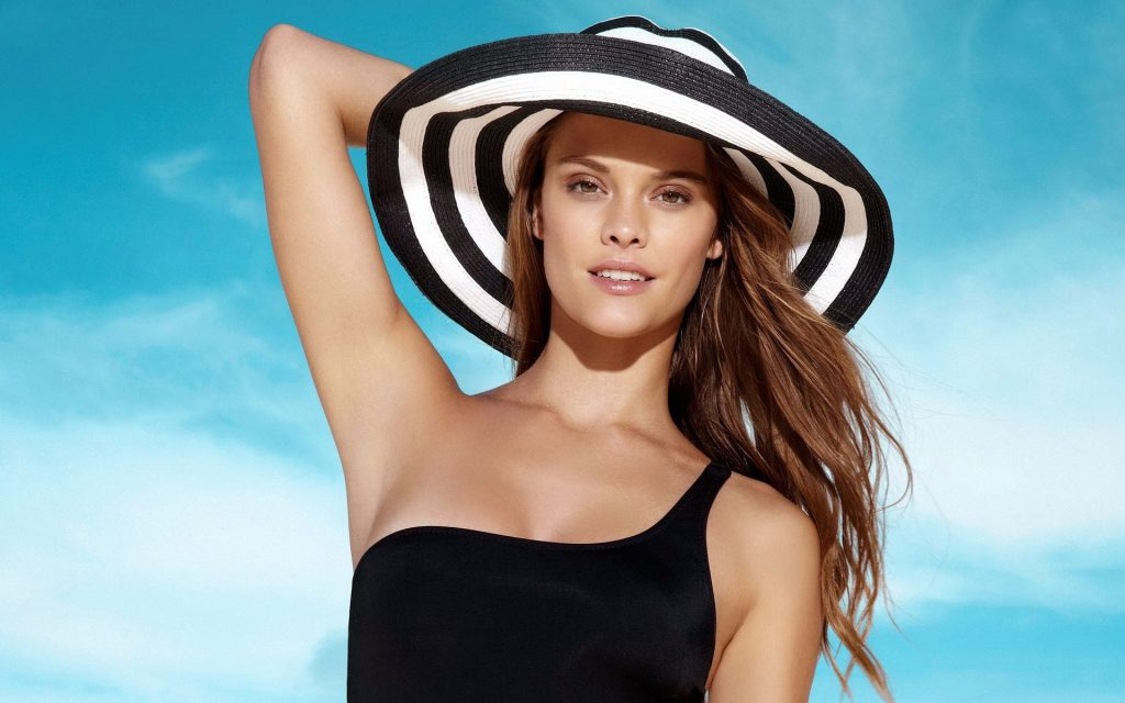 nina agdal hat wallpapers