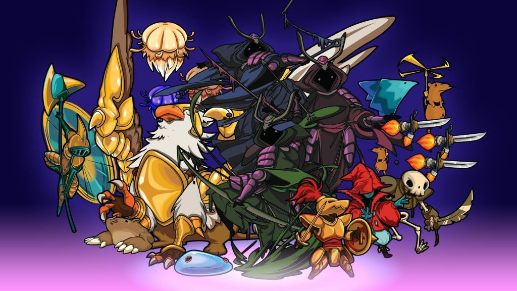 shovel knight video game wallpapers