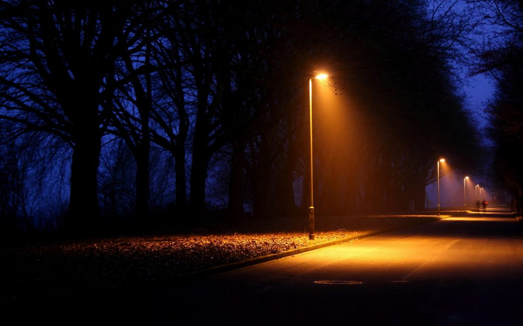 street lamp wallpapers