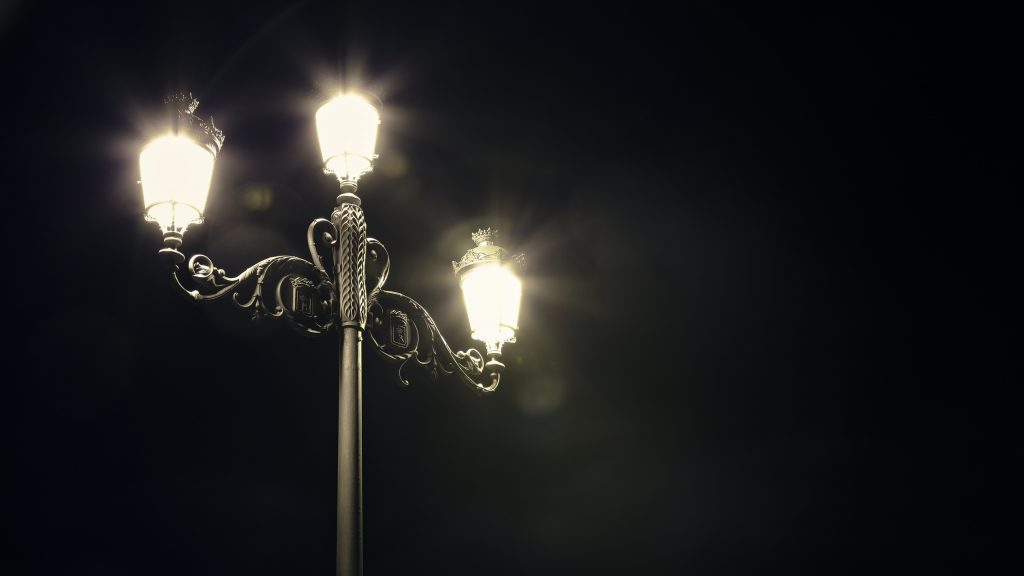 street lamp wide wallpapers