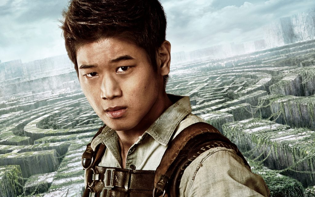 the maze runner movie minho wallpapers