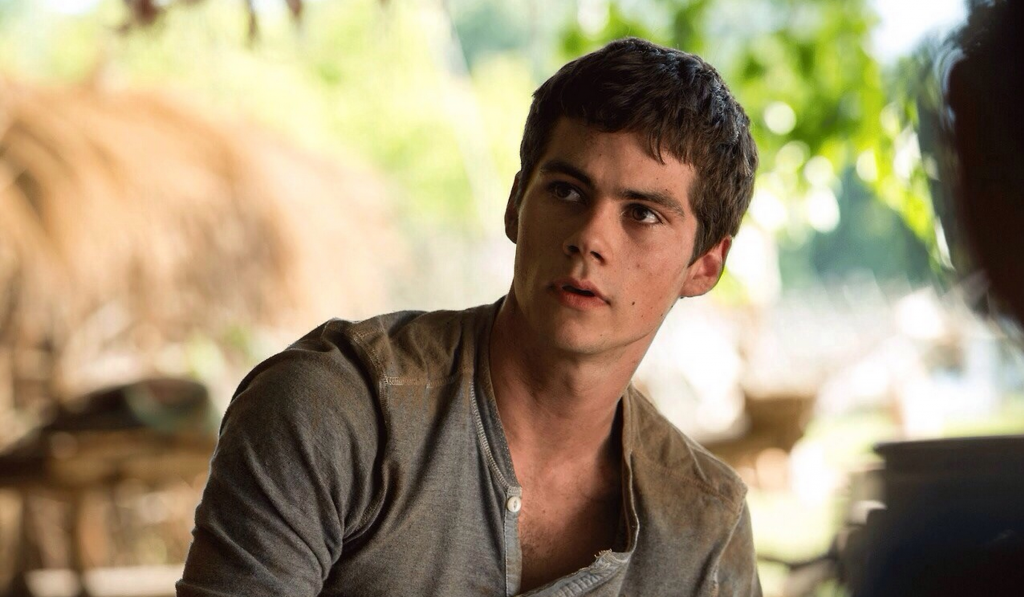 the maze runner movie thomas hd wallpapers
