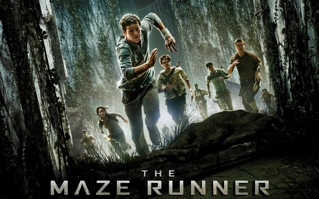 the maze runner movie widescreen hd wallpapers