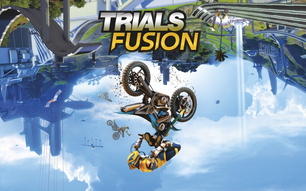 trials fusion game wallpapers