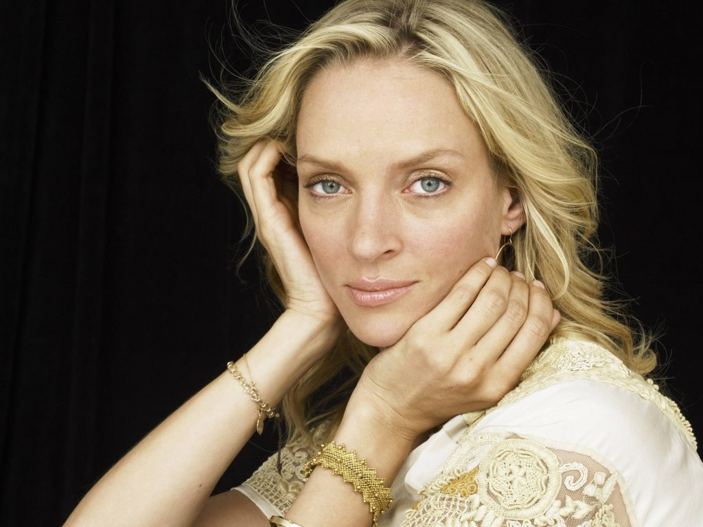 uma thurman celebrity wallpapers