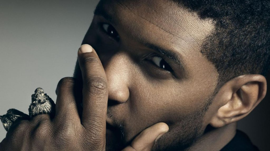 usher face wallpapers