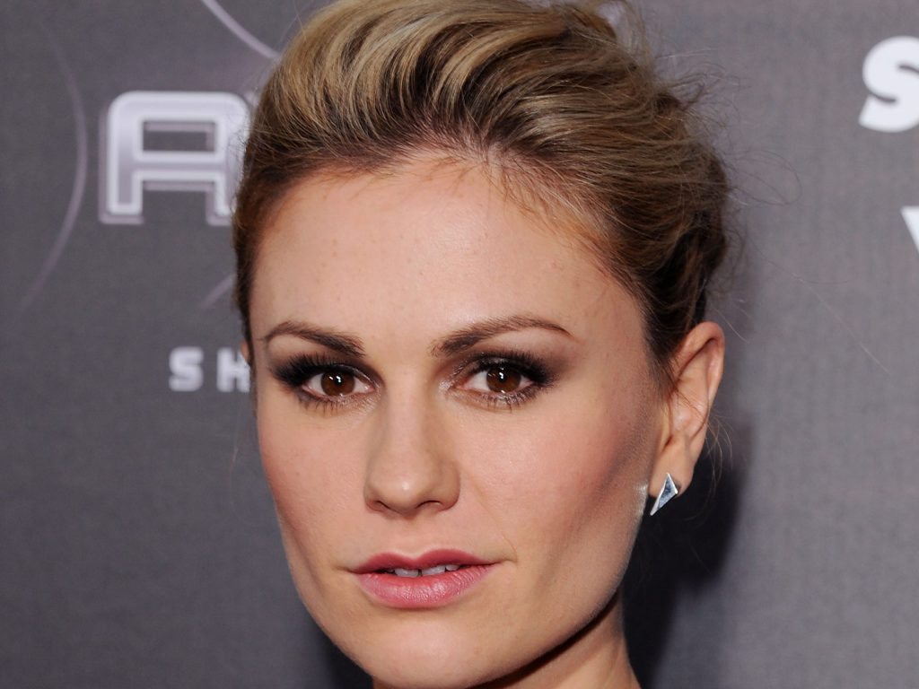 anna paquin face background wallpapers