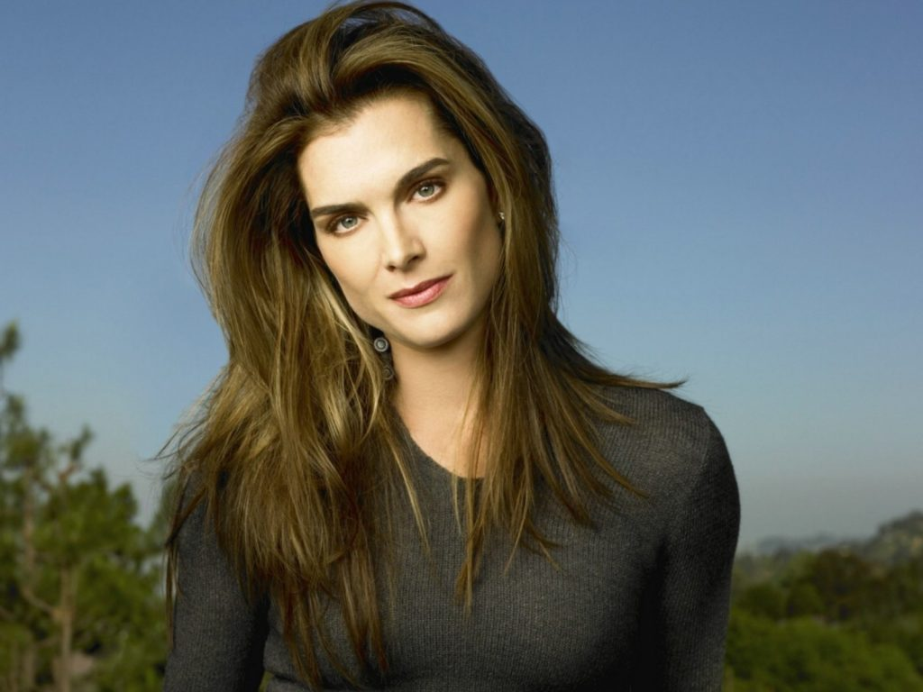 brooke shields computer wallpapers