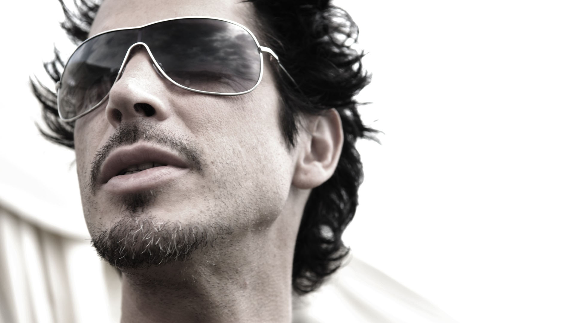 Chris Cornell With Glasses