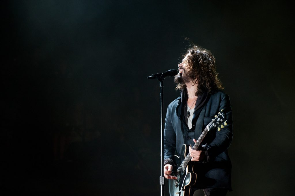 chris cornell singer wallpapers