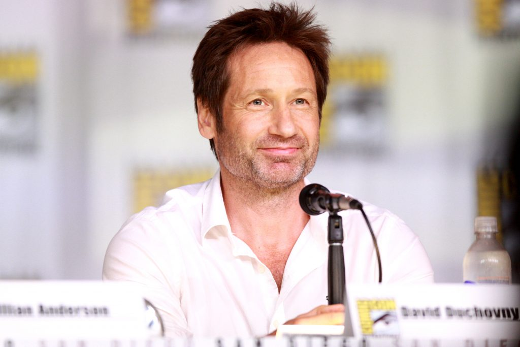 david duchovny celebrity wide wallpapers