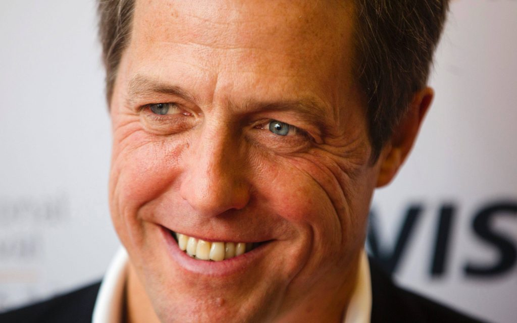 hugh grant face widescreen wallpapers