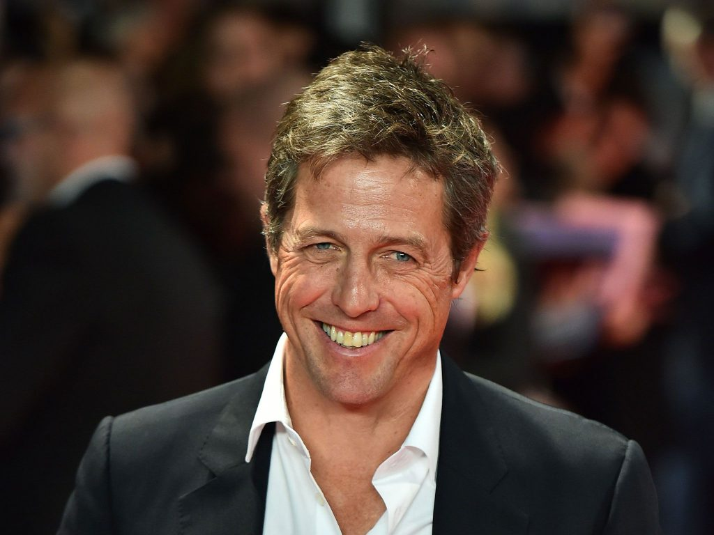 hugh grant smile pictures wallpapers
