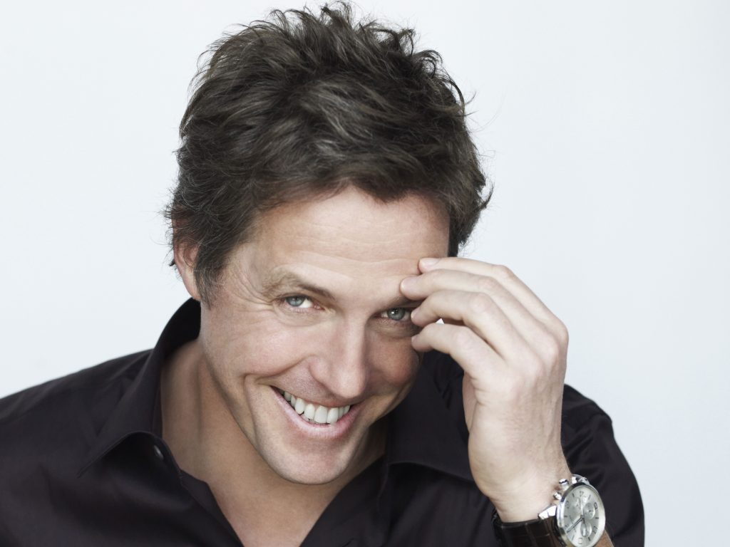 hugh grant smile widescreen wallpapers