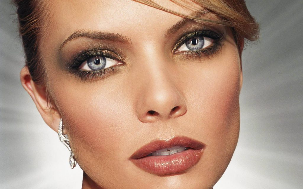 jaime pressly face wallpapers