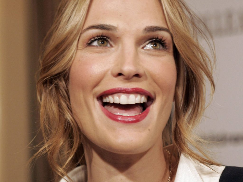 molly sims smile wallpapers
