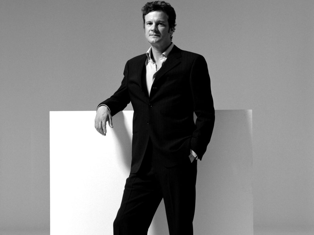 monochrome colin firth computer wallpapers