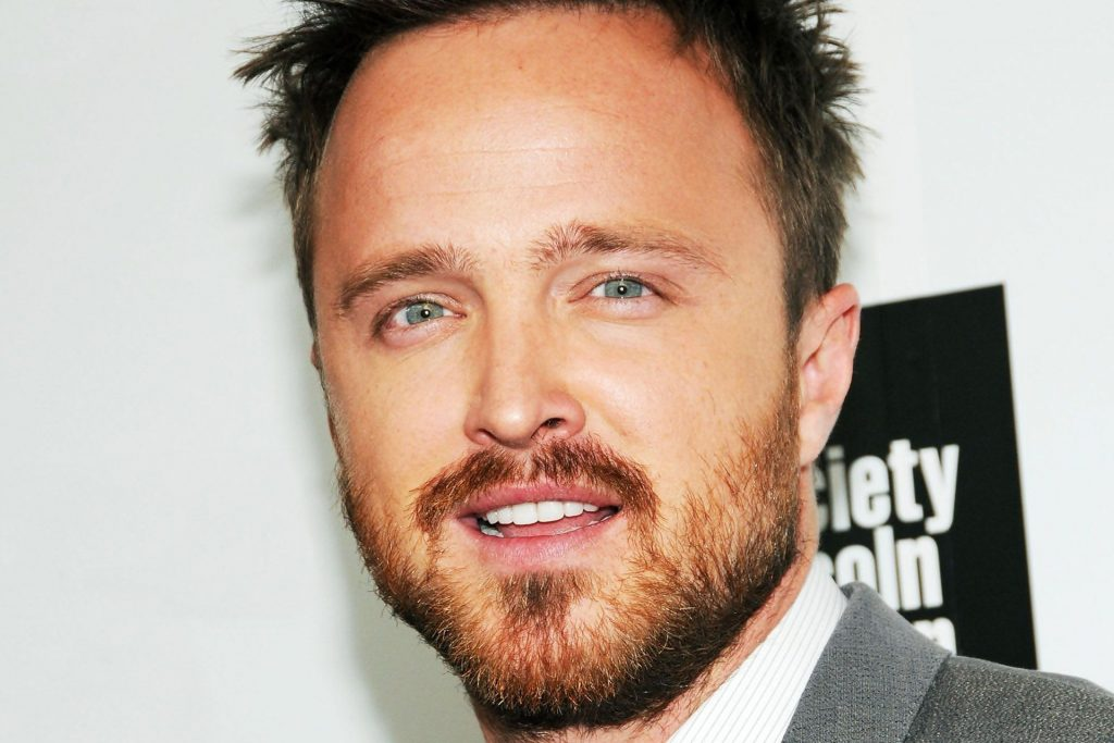 aaron paul face wallpapers
