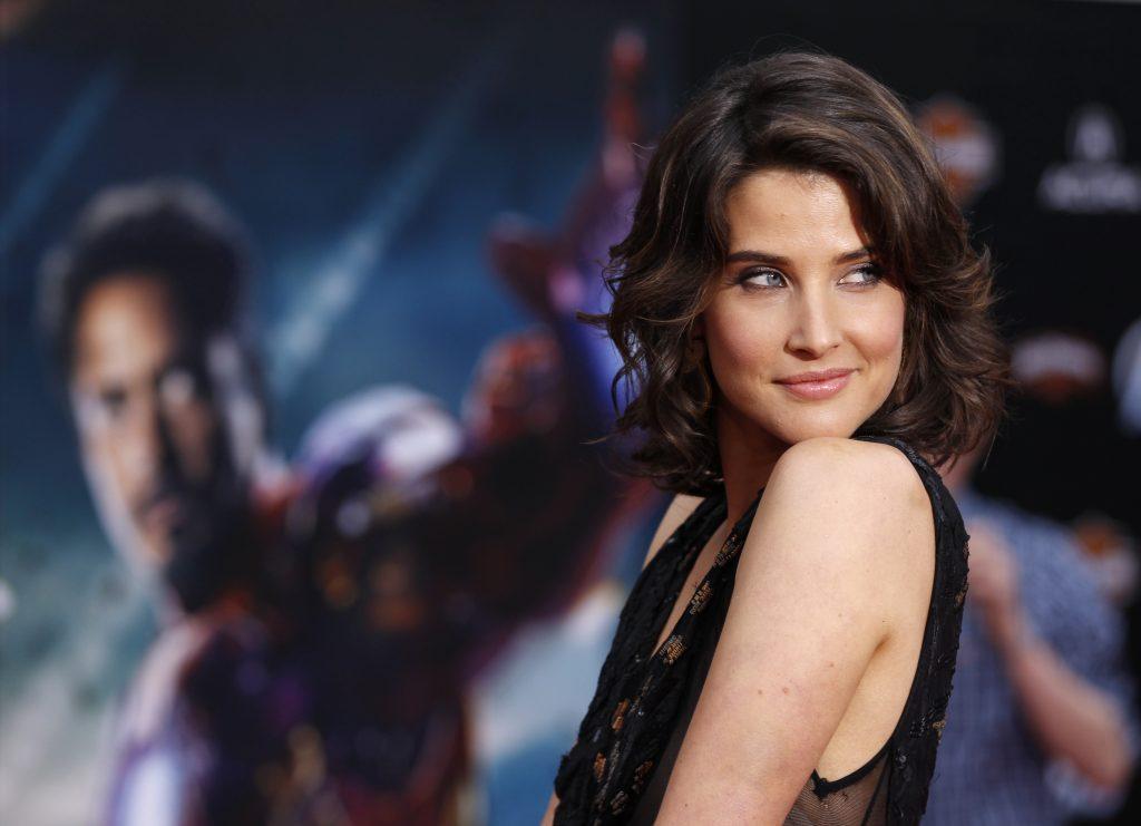 cobie smulders actress widescreen wallpapers