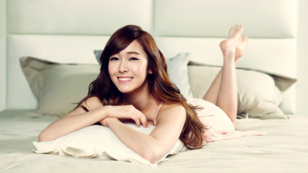 cute jessica jung smile wallpapers