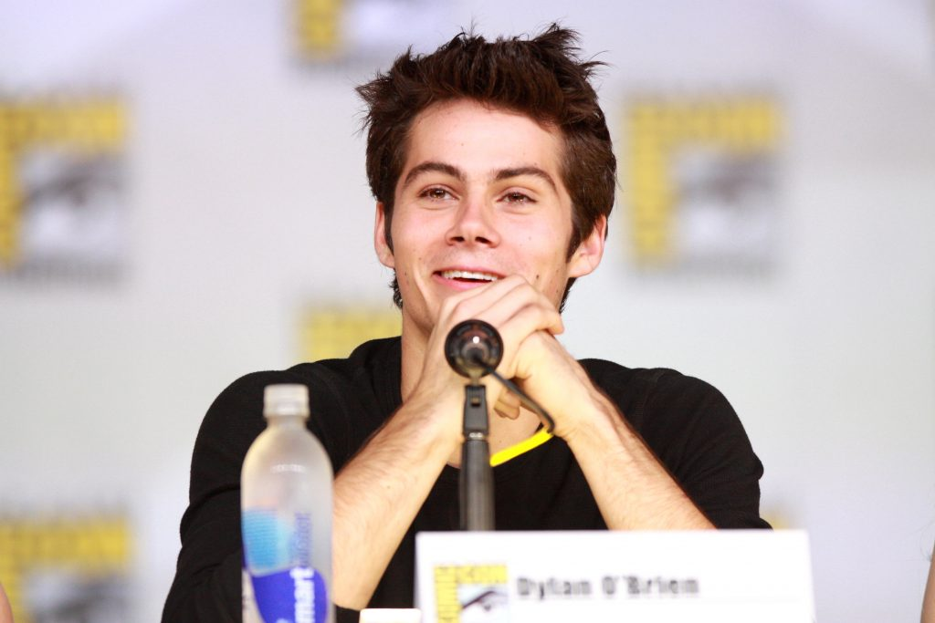 dylan o'brien celebrity widescreen wallpapers