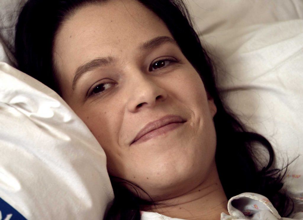 franka potente face wallpapers