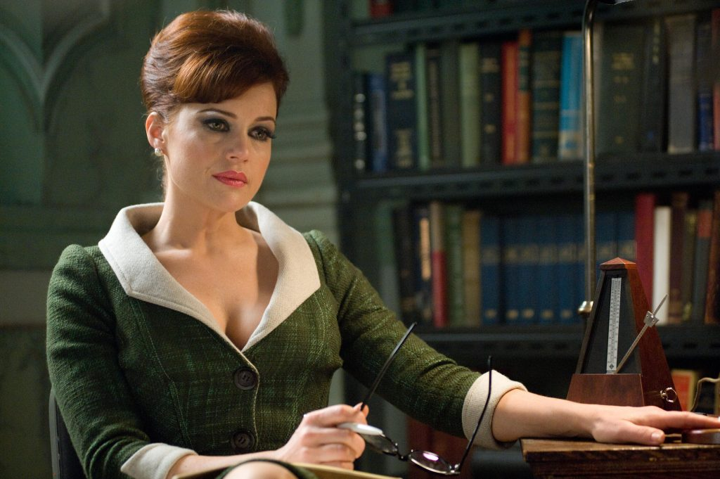 hot carla gugino actress widescreen wallpapers