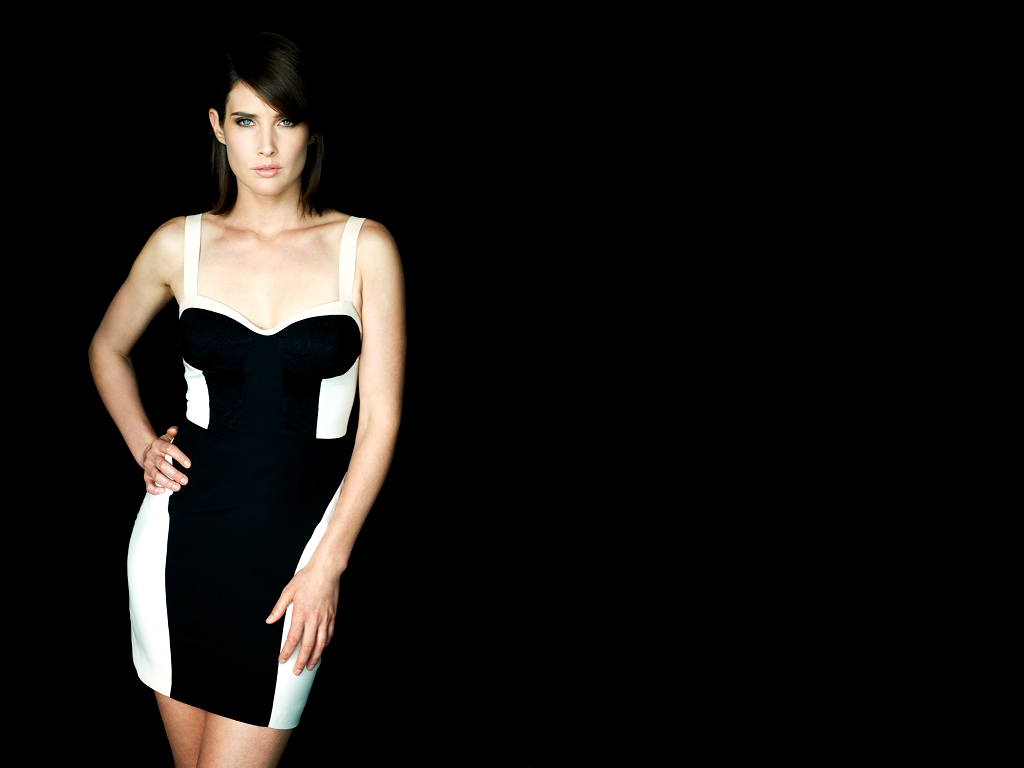 hot cobie smulders wallpapers