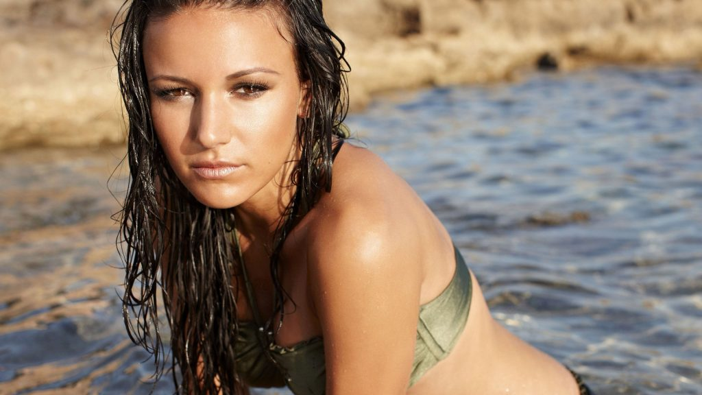 hot michelle keegan background wallpapers