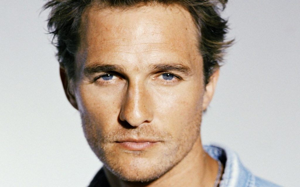matthew mcconaughey face wallpapers