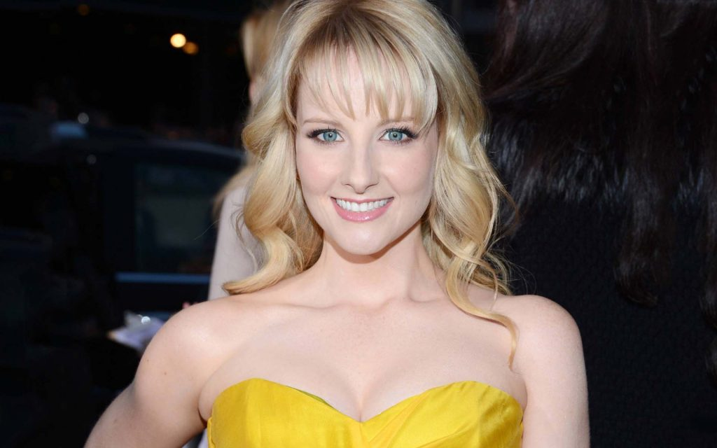 melissa rauch smile wallpapers