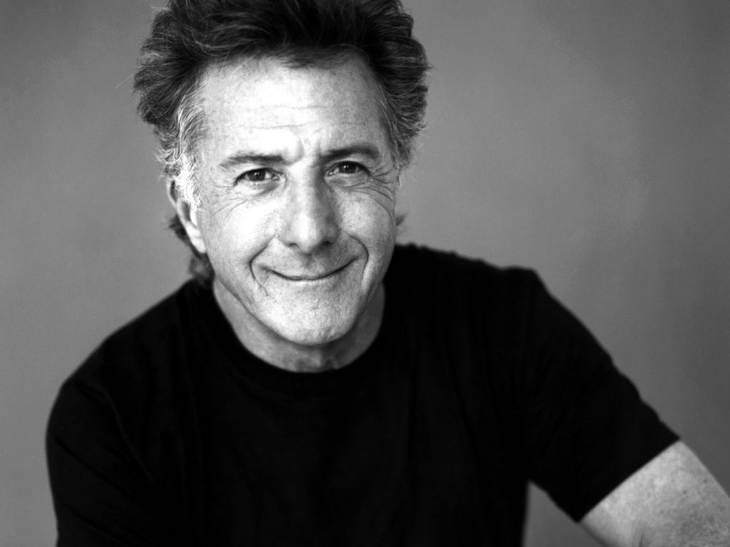 monochrome dustin hoffman computer wallpapers