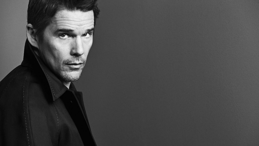 monochrome ethan hawke background wallpapers