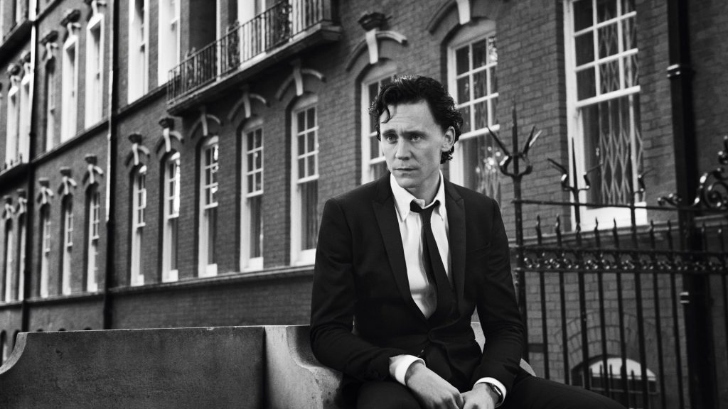 monochrome tom hiddleston celebrity wallpapers