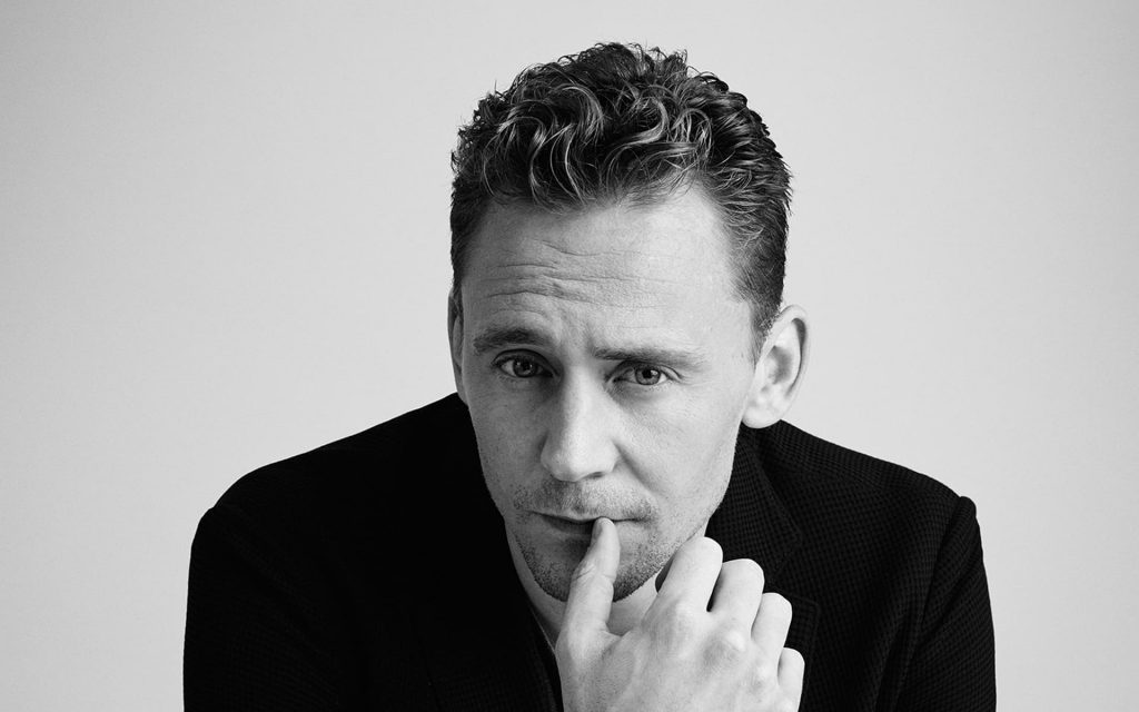 monochrome tom hiddleston wallpapers