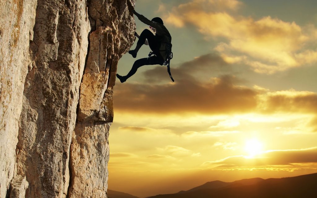rock climbing background wallpapers