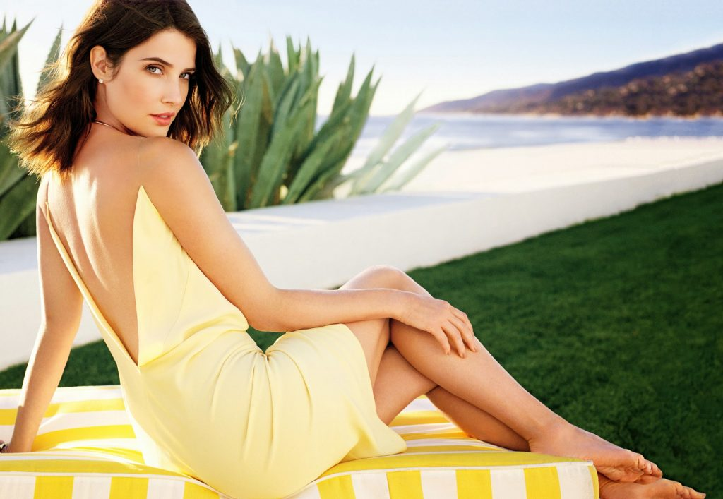 sexy cobie smulders wallpapers