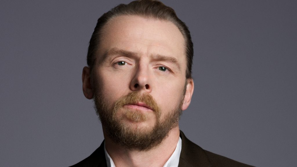 simon pegg wallpapers