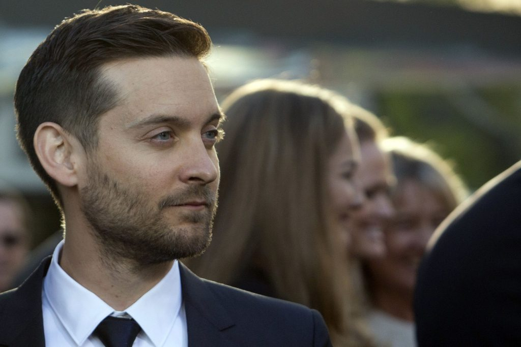tobey maguire celebrity widescreen wallpapers