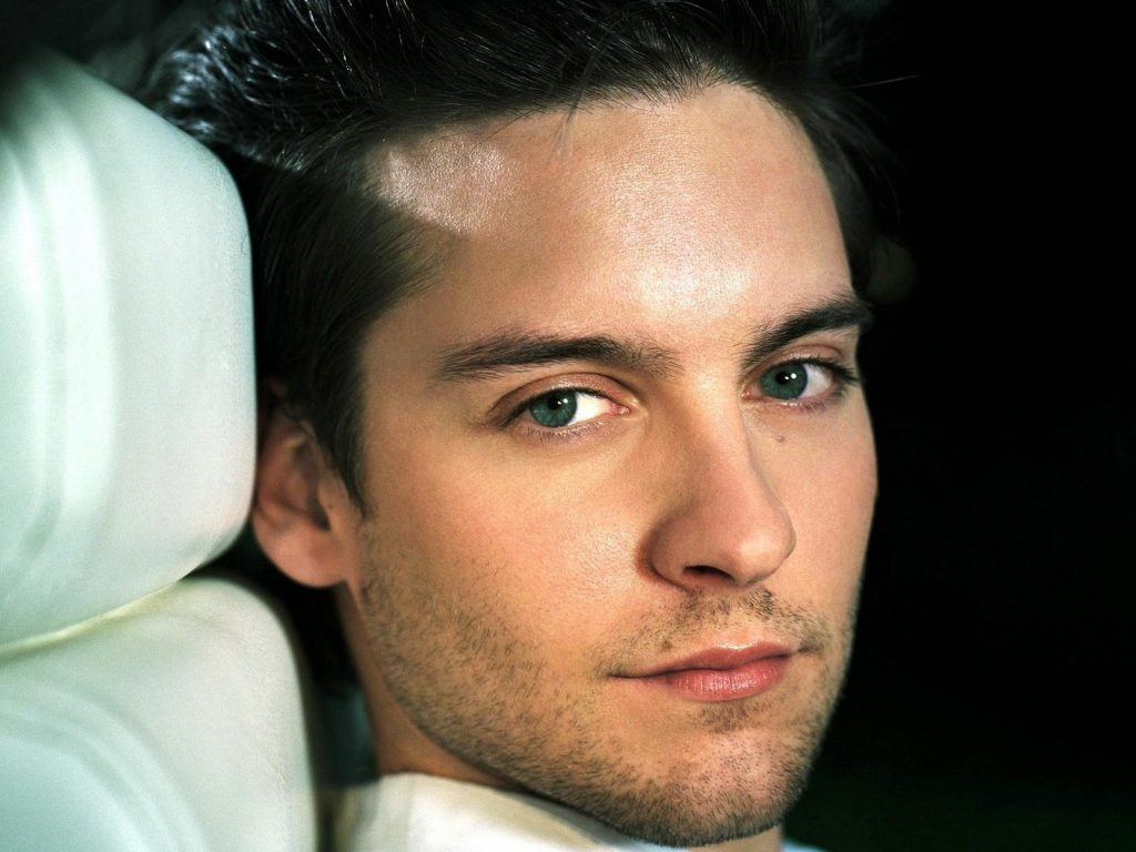 tobey maguire face wallpapers