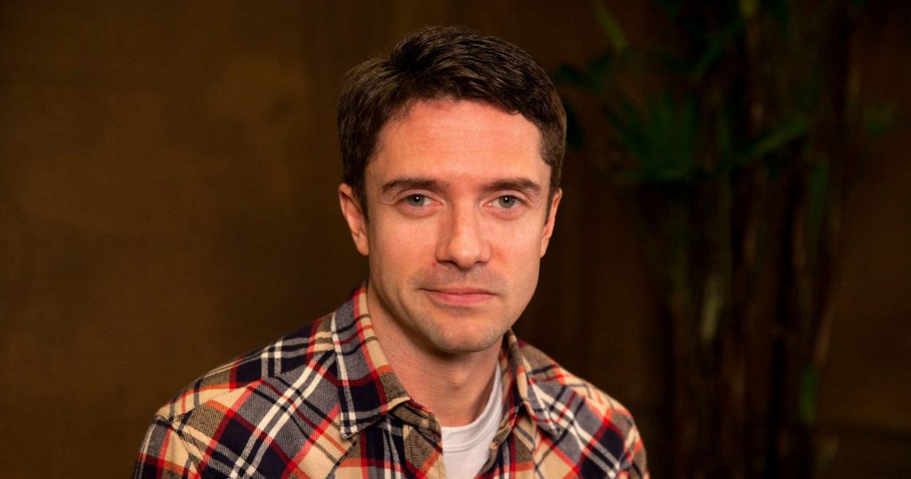 topher grace wallpapers