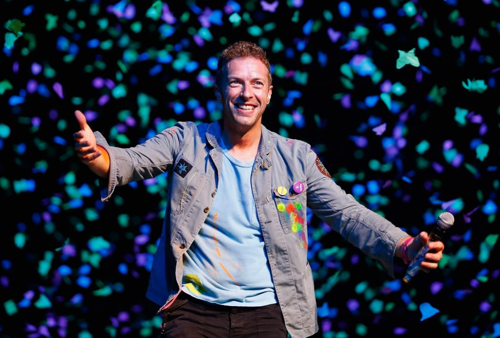 chris martin singer wallpapers